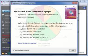 Enlarge MyConnection PC Screenshot