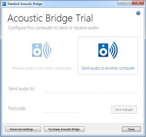 Enlarge Acoustic Bridge Screenshot