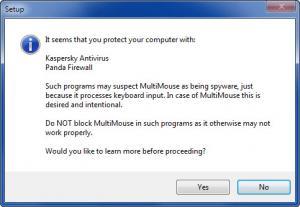 Enlarge MultiMouse Screenshot