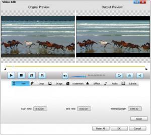 Enlarge iDealshare VideoGo Screenshot