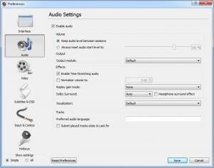 Enlarge Jaksta Media Player Screenshot