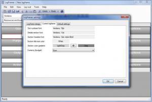 Enlarge Logframer Screenshot
