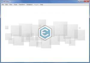 Enlarge MSI Editor Screenshot
