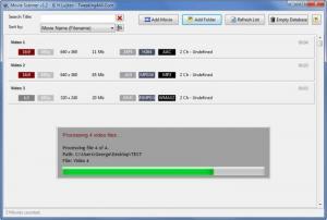 Enlarge MovieScanner Screenshot