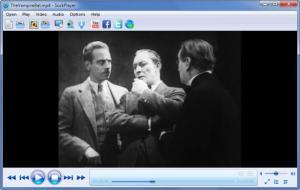 Enlarge SockPlayer Screenshot