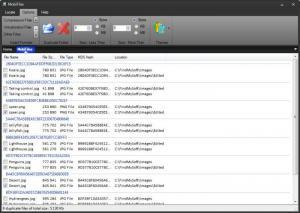 Enlarge MobiFiles Screenshot