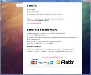Enlarge Sputnik Screenshot