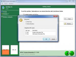 Enlarge MiTeC System Information X Screenshot