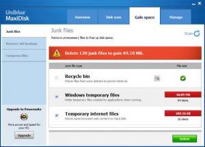 Enlarge MaxiDisk Screenshot