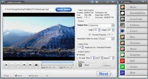 Enlarge Video to GIF Screenshot