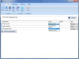 Enlarge Windows Converter Screenshot
