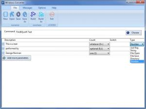 Enlarge Windows Converter Screenshot