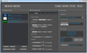 Enlarge FootageStudio Screenshot