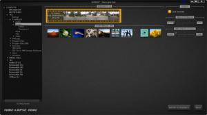 Enlarge Time-Lapse Tool Screenshot