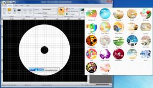 Enlarge Disc Cover Studio Screenshot