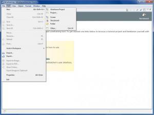 Enlarge WireframeSketcher Studio Screenshot