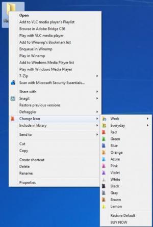 Enlarge FolderIco Screenshot