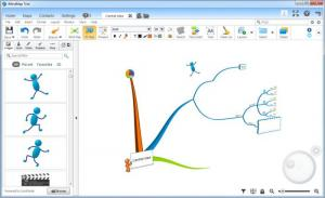 Enlarge iMindMap Screenshot