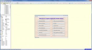 Enlarge Longtion Application Builder Screenshot