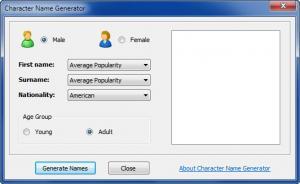 Download Character Name Generator Free