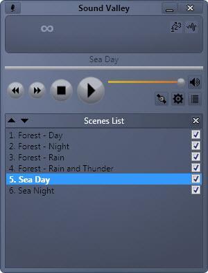 Enlarge Sound Valley Screenshot