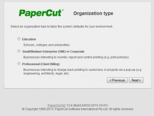 Enlarge PaperCut Screenshot
