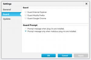 Enlarge Anvi Slim Toolbar Screenshot