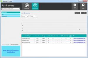 Enlarge Rankaware Screenshot