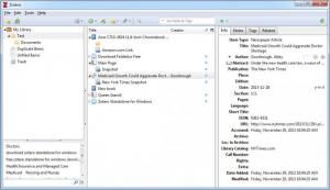 Enlarge Zotero Screenshot