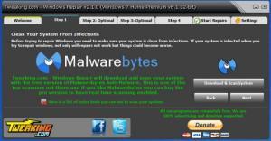 Enlarge Windows Repair Screenshot