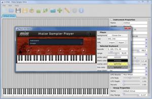 Enlarge Maize Sampler Screenshot