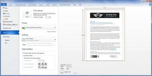 Enlarge Expert PDF Editor Screenshot