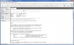 Enlarge MemPro Screenshot