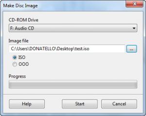 Enlarge Ultra RAMDisk Screenshot