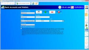Enlarge Vix Money Manager Screenshot