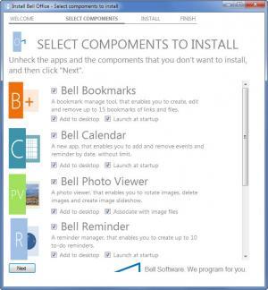 Enlarge Bell Office Screenshot