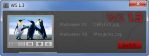 Enlarge Evrnet Wallpaper Switcher Screenshot