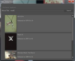 Enlarge MoviePly Screenshot