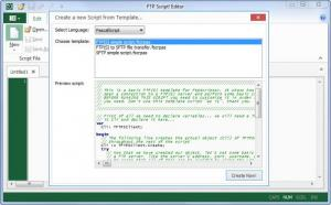 Enlarge FTP Script! Screenshot