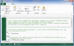Enlarge FTP Script! Screenshot