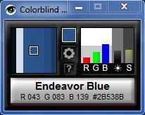 Enlarge Colorblind Assistant Screenshot