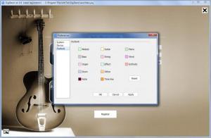 Enlarge Digital Band Screenshot