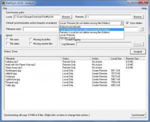 Enlarge PathSync Screenshot