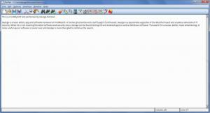 Enlarge DocPad Screenshot