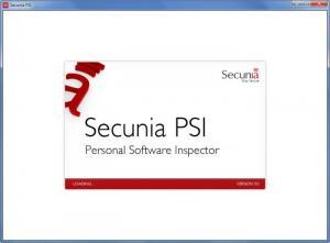 Enlarge Secunia PSI Screenshot