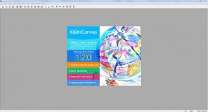 Enlarge openCanvas Screenshot