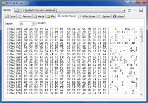 Enlarge DVDFab Inspector Screenshot