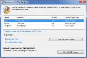 Enlarge Passkey Lite Screenshot