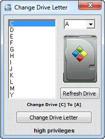 Enlarge DriveInfo Screenshot