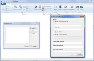 Enlarge CloudXplorer Screenshot